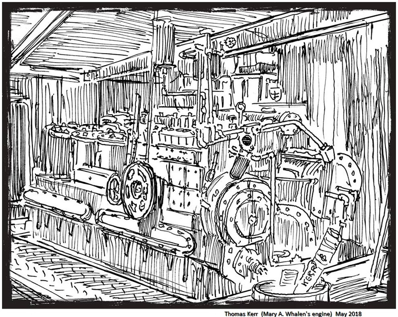 <strong>Thomas Kerr</strong> (Mary A. Whalen's engine) May 20, 2018