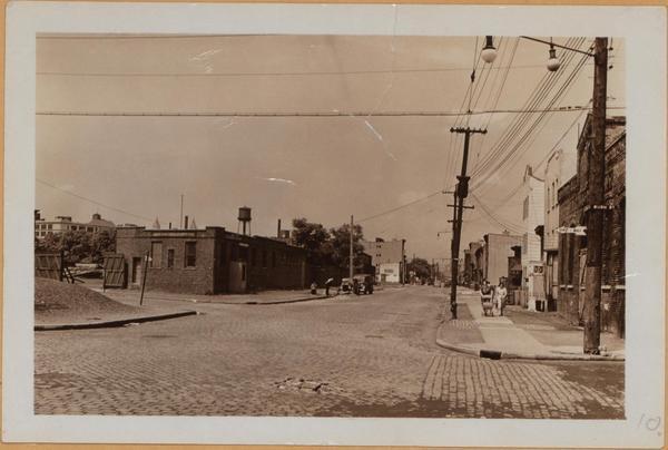 Columbia Street, 1938