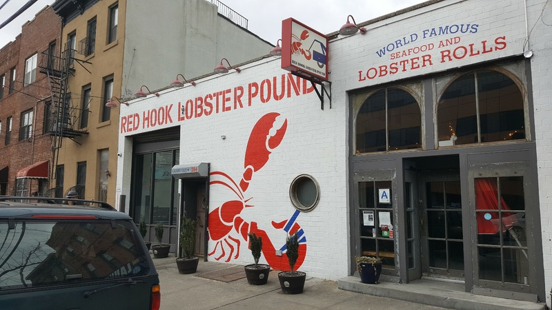 Red Hook Lobster Pound