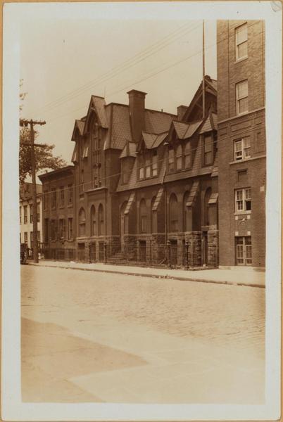 50-60 Sullivan Street, 1931