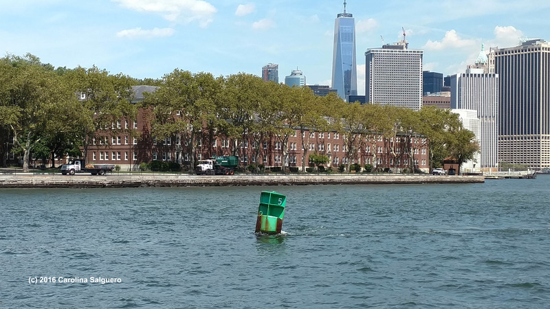 Buttermilk Channel Buoy 5