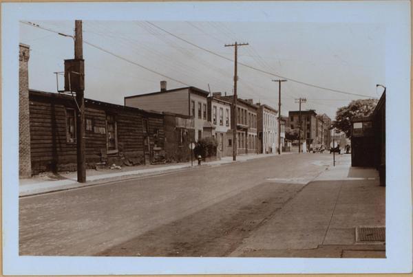 Bush Street & Columbia Street