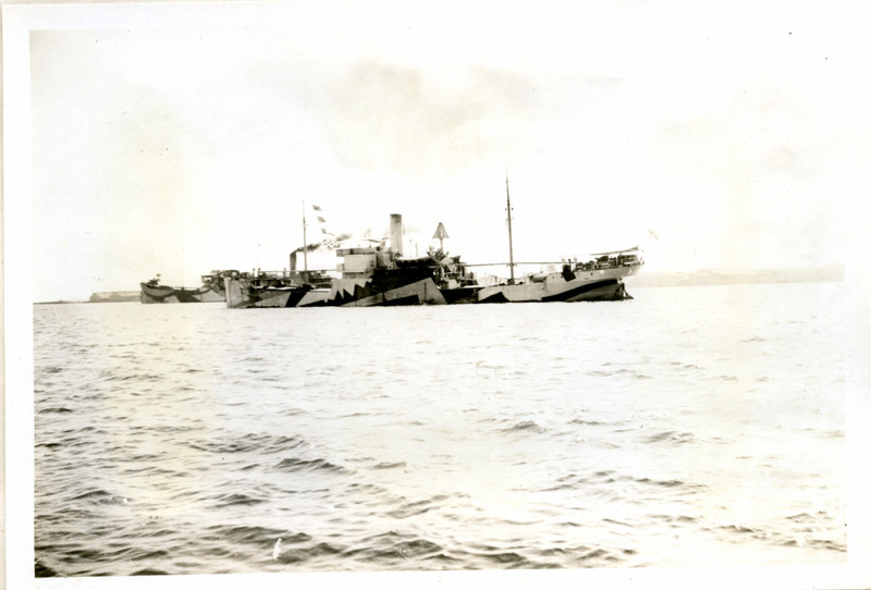 Original caption: Photograph Of S. S. Kralingen.