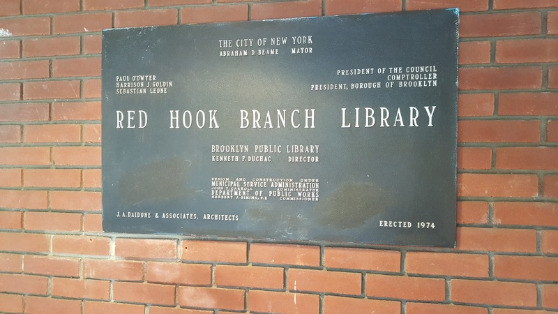 Red Hook Library