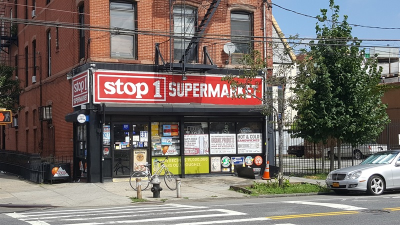Stop 1 Supermarket