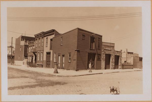 Corner of Dikeman and Otsego Streets, 1939