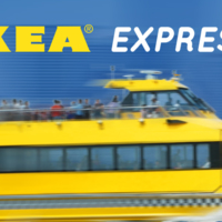 New York Water Taxi IKEA Express